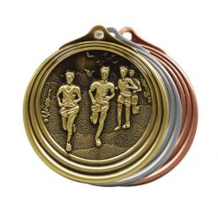 Medal - Male Cross Country Ring Series