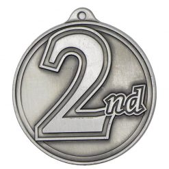 Medal - 2nd Place Alpha Series