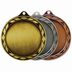 Medal - 50mm Centre Weave Series
