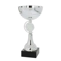 Italian Cup & Marble  - Rome Collection Silver