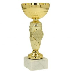 Italian Cup & Marble  - Milan Collection Gold