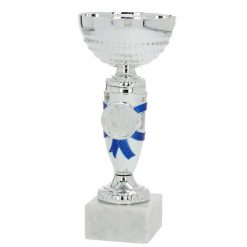 Italian Cup & Marble  - Milan Collection Silver