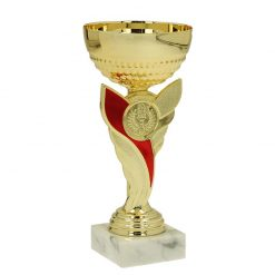 Italian Cup & Marble  - Florence Collection Gold