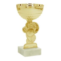 Italian Cup & Marble  - Venice Collection Gold