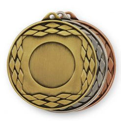 Medal - 25mm Weave Series