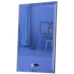 BL - Glass Blue Mirror