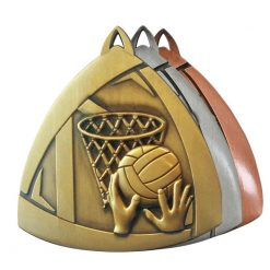 Medal - Netball Triangle Series