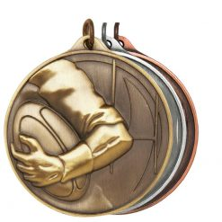 Medal - Rugby Alpha Series