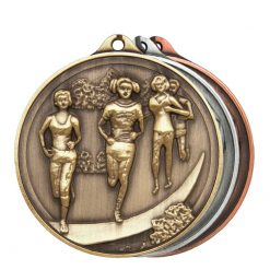 Medal - Female Cross Country Alpha Series