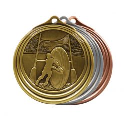 Medal - Rugby Ring Series