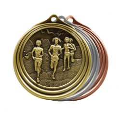 Medal - Female Cross Country Ring Series