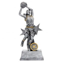 PR2 - Basketball Female Resin