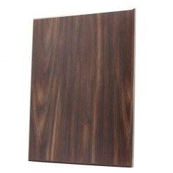 PV Plaque Walnut