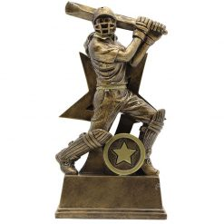 RFT5 - Cricket Batswomen Resin