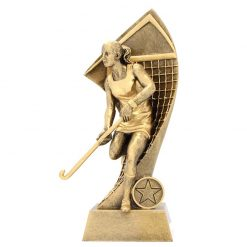 RS22 - Hockey Female Resin