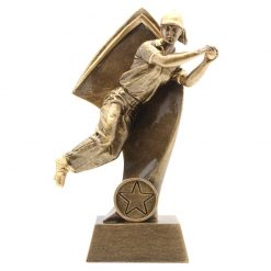 RS5 - Cricket Fielder Female Resin