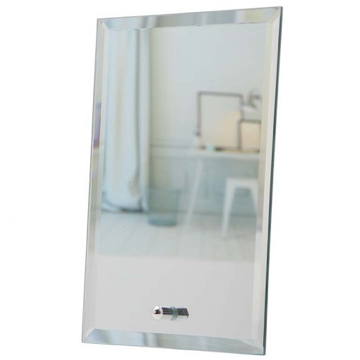 SL - Glass Rectangle Silver Mirror