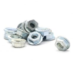 7mm Hex Nuts (100 pack)