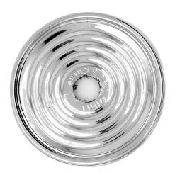 Lid - Double Edge Silver