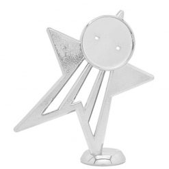 Star Holder - 50mm Silver