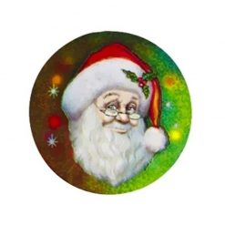 Christmas - Holographic Mylar 50mm