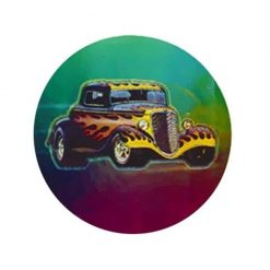 Cars Custom - Holographic Mylar 50mm