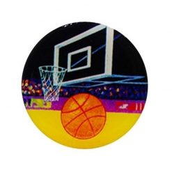 Basketball - Acrylic Centre