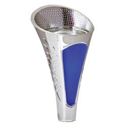 Dundee Plastic Cup - Silver Blue