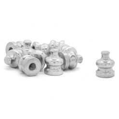 Decorator Nut - Silver