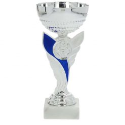 Italian Cup & Marble  - Florence Collection Silver
