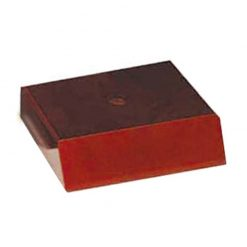 Timber Base - 1 Hole Base Rosewood