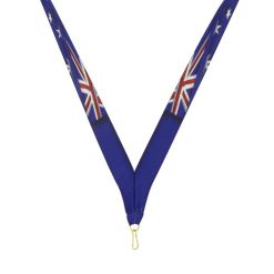Neck Ribbon - Australia Flag
