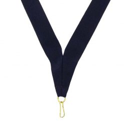 Neck Ribbon - Dark Blue