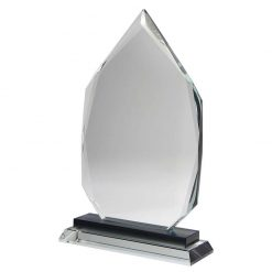 CC749 - Glass Award Ash Base