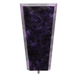 Flat B/Stand Purple Marble