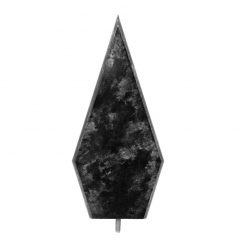 Arrow B/Stand Black Marble