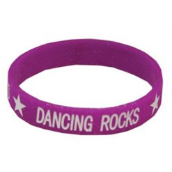Dancing Rocks 10mm Purple On