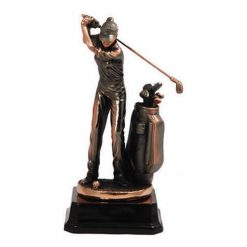 CF3 - Golf Copper Female Small Resin