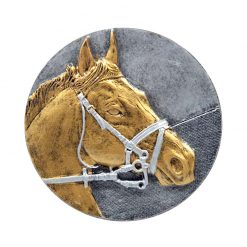 DISC30 - Equestrian Disc/Trim Resin