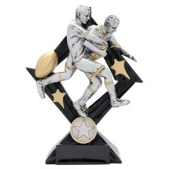 DMF7 - Rugby M. Figurines Diamond Resin