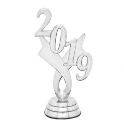 "Year Date ""2019"" Silver"