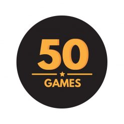 50 Games Acrylic Centre