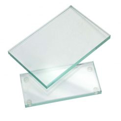 Glass Rectangle - Separate Base